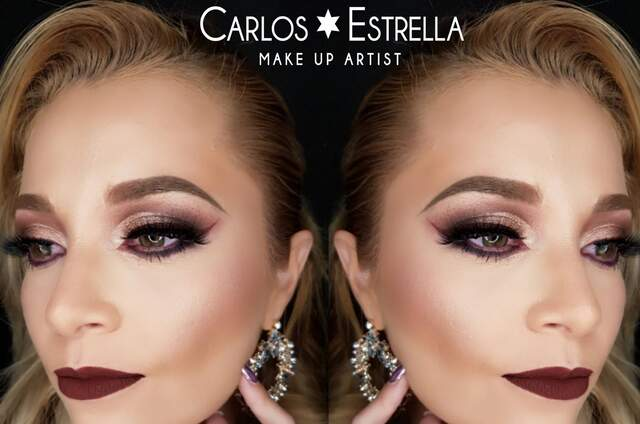 Carlos Estrella Make Up