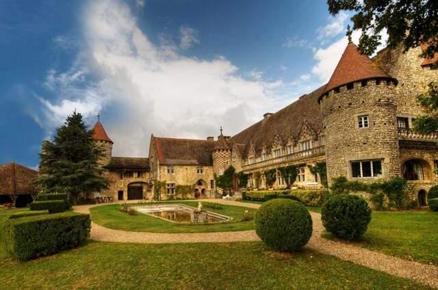Château d'Hattonchâtel