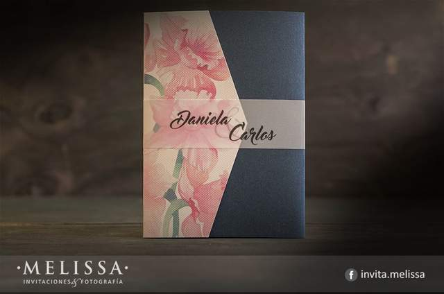 Melissa Invitaciones & Fotografía