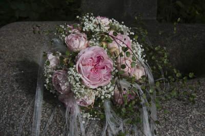 Die Blumenbinderin