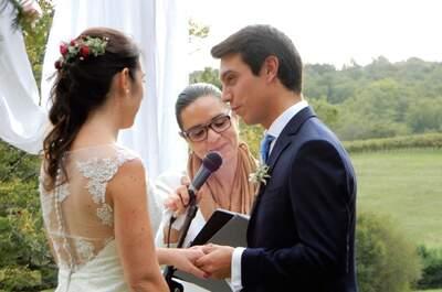 Celebrant Blanca Bertely