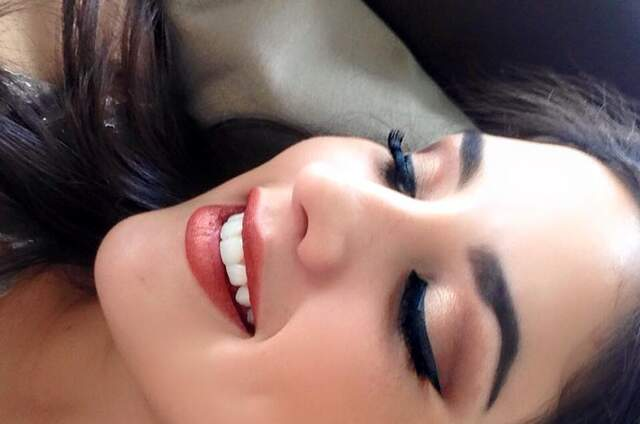 Maria Jose Vizcarra Make-Up