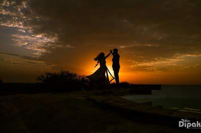 Prewedding Picture Affaire. by Raman Dipak - Dipak Studios