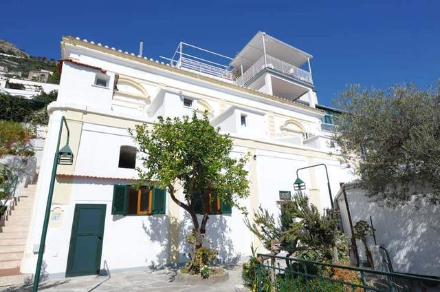 Hotel Torre Saracena - Praiano