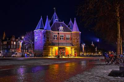 Restaurant-Cafe In de Waag