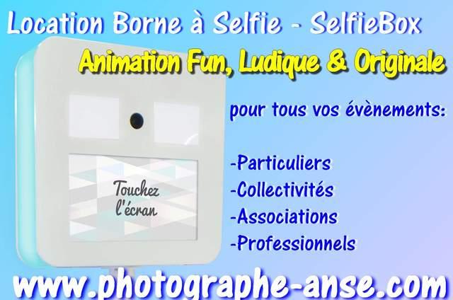 les SelfieBox de MikaFotografika studio
